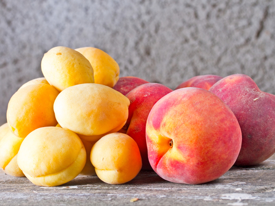 Диетолог рассказала, кому не надо есть персики и абрикосы