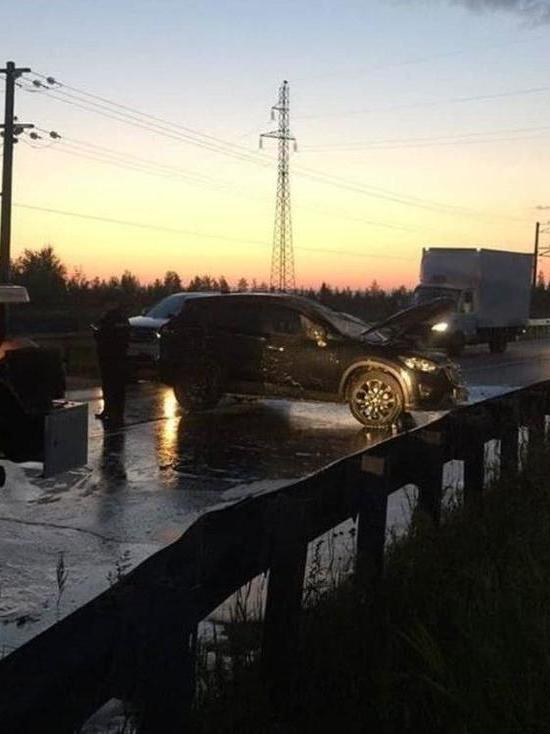 На трассе под Пурпе в ДТП погибла молодая женщина