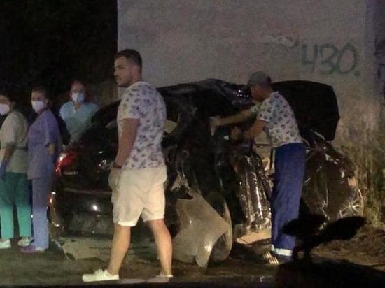 В аварии с участием полицейского погибли три человека в Челябинской области