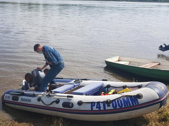 В Калуге со дна Яченского водохранилища достали тело молодого парня