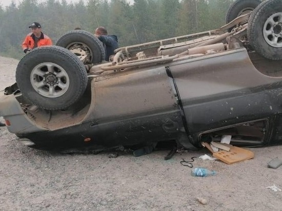 В Якутии за сутки в ДТП погибли пять человек