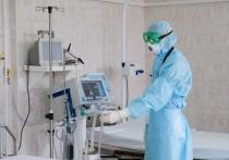 В больницы Волгоградской области поступили 126 аппаратов ИВЛ