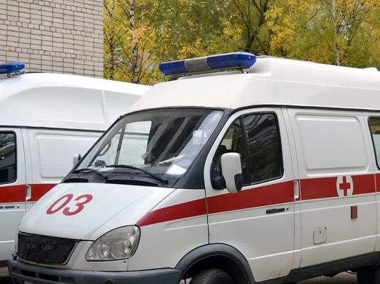 Псковский подросток-мотоциклист получил перелом во время тренировки