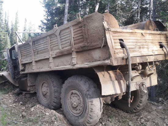 Водитель из Абакана совершил смертельное ДТП в Туве