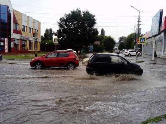 Дождь в Саратове и Энгельсе усилится вечером