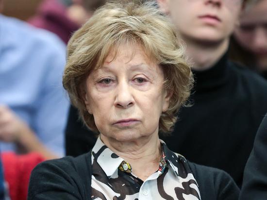 """Ахеджакова резко прокомментировала уход Гармаша из """"Современника"""""""