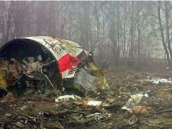 После ремонта в России самолет тщательно проверялся поляками