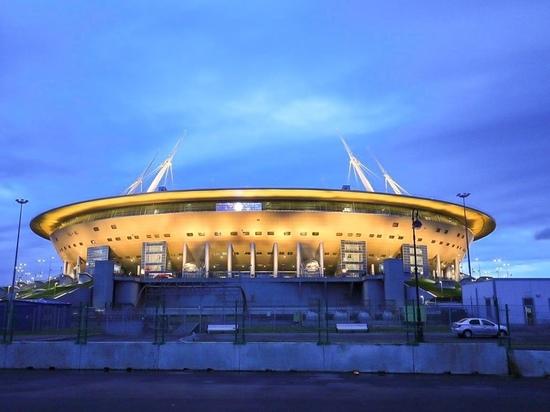 «Газпром Арена» заняла 11-е место в списке лучших стадионов мира