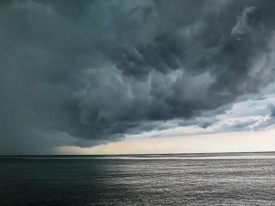 В Сочи предсказали подъем воды в реках из-за ливней с градом