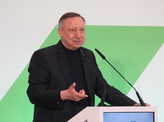 Беглов пригрозил торговым центрам штрафами за несоблюдение санитарных норм