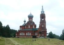 Художник и путешественники из Тверской области посетили Ширков погост