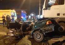 Водитель и 18-летня пассажирка погибли в ДТП в Новосибирске