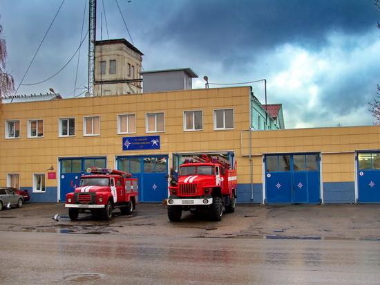 В Смоленской области за сутки произошло шесть пожаров