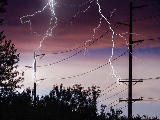 Сбой в работе сотовой связи произошел из-за грозы в Забайкалье
