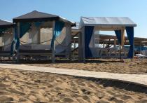 Курортный патруль: Минкурортов выявило нарушения на пляжах Евпатории