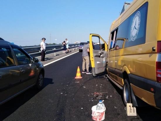 ДТП с микроавтобусом под Белогорском: в каком состоянии находятся выжившие пассажиры