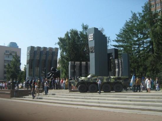 День ВДВ прошел в Екатеринбурге с прыжками и онлайн-концертом