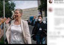 Оппозиционер Колесникова рассказала о давлении белорусских властей на сотрудников штаба