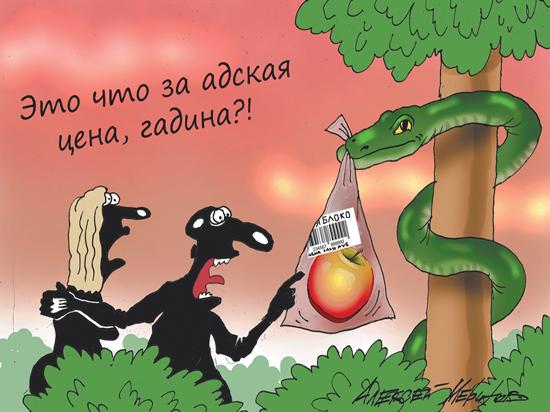 Любимые фрукты россиян подорожали на треть