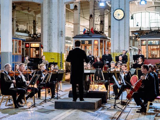 Новая актуальная рассадка оркестра: в церкви, на вокзале, в трамваях