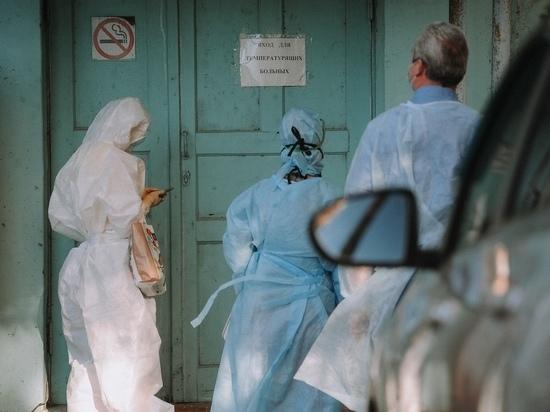 В Астраханской области уже 49 человек скончались от коронавируса