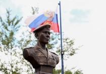 В Астраханской области установили памятник герою-десантнику легендарной 6-й роты