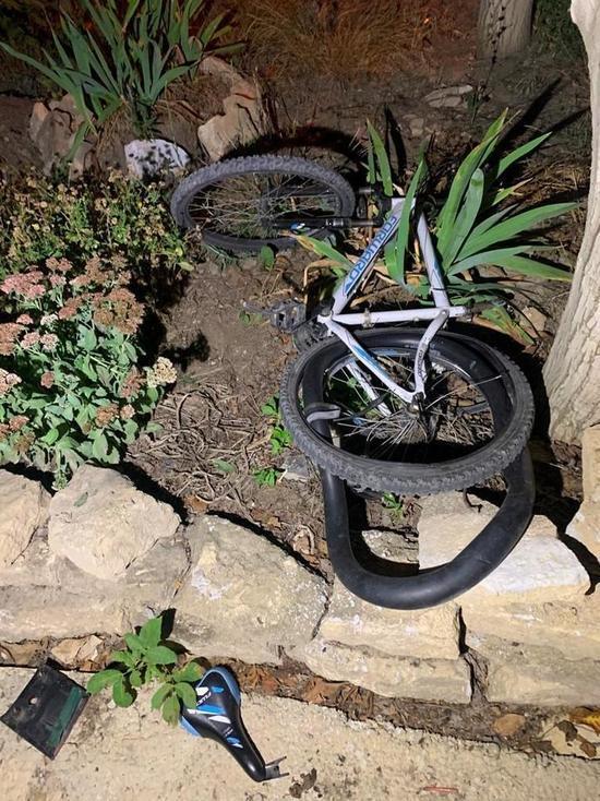 Под Анапой в аварии погиб 17-летний велосипедист