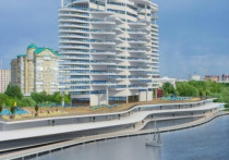 В Омске будет построен гостиничный комплекс «Космос»