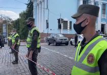 Захвативший банк в Киеве террорист выдвинул первое требование