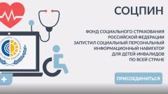 Как работает социальный персональный информационный навигатор ФСС  РФ