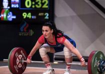 Еще одна российская штангистка отстранена от соревнований из-за допинга