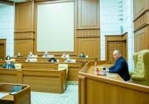 Президент РМ встретился с членами комиссии по конституционной реформе