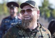 Кадыров отметил позитив своего пресс-секретаря