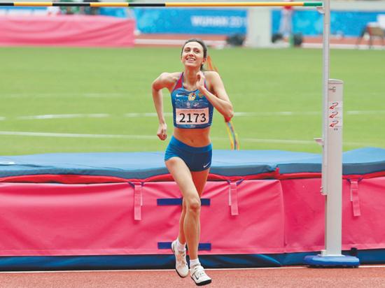 Легкую атлетику России «пощадили» до 15 августа