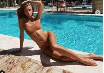 24-летняя украинская модель  и настоящая красавица Дарья Кирилюк оказалась жестоко избита на отдыхе в Турции