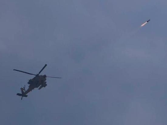 ВВС Израиля нанесли удары по сирийским позициям
