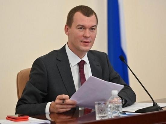 Дегтярев может стать губернатором Хабаровского края