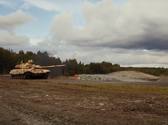 Анкара захватила Т-90? На учениях появился танк под турецким флагом