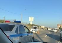 Спешил в аэропорт: ДТП с участием такси произошло под Новосибирском