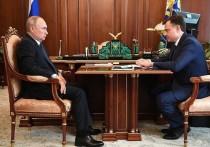 Встреча с главой Объединённой авиастроительной корпорации Юрием Слюсарем