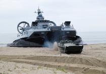 Главком ВМФ оценил учения «Океанский щит»