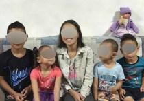 Пару лет назад Наталья Бадмаева из маленького села в Мухоршибирском районе Бурятии решила стать опекуном
