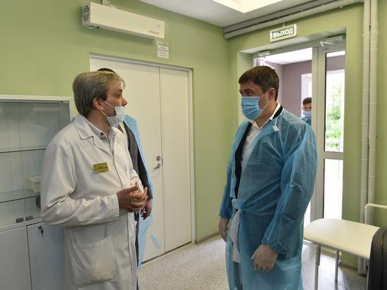 Дмитрий Махонин: «Жители отдаленных территорий должны получать качественные медуслуги»
