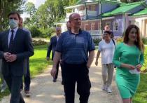 Лидер коммунистов Зюганов приехал в Орел