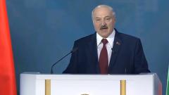 """Лукашенко заявил в послании о """"зэках на выборах"""""""