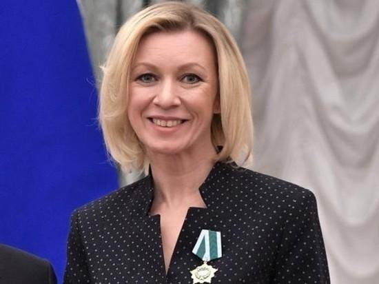 """Захарова ответила Лукашенко про задержанных россиян: """"В обиду не дадим"""""""