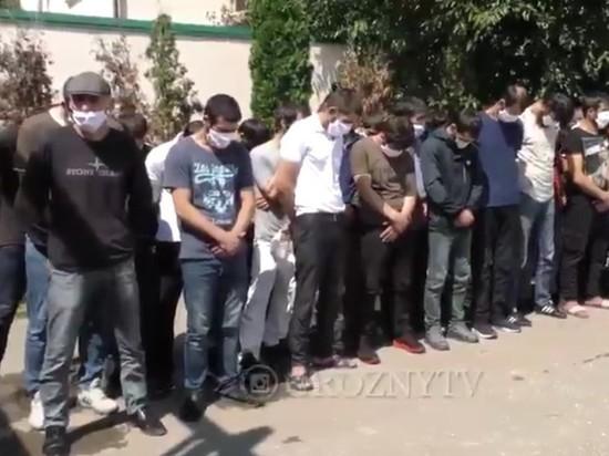 """ЧГТРК """"Грозный"""" рассказал о примерно сотне уроженцев Чечни, которые уезжали в Москву, но были возвращены домой за """"недопустимое"""" поведение"""