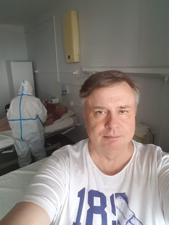 Вице-спикер Заксобрания ЯНАО Виктор Казарин переболел коронавирусом. Фото