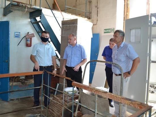 В Козьмодемьянске восстановят канализационно-насосную станцию