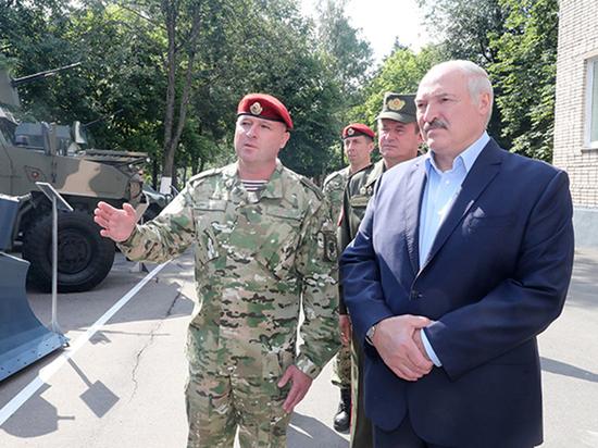 Эксперт оценил перспективы военного союза с Белоруссией после выступления Лукашенко